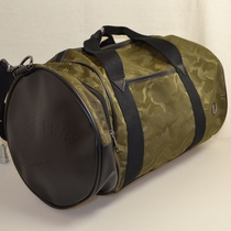 barrel bag frede perry groene camo l1200-c80
