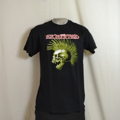t-shirt exploited beat the bastards
