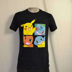 t-shirt pokemon frontprint