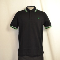 polo fred perry m1200-687 zwart