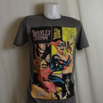 t-shirt harley quin comic