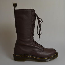 dr martens 1b99 dark brown virginia