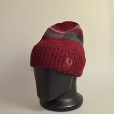 muts fred perry maroon