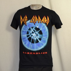 t-shirt def lepard adrenalize