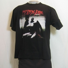 t-shirt my dying bride engel