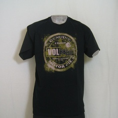 t-shirt volbeat 5 gallons