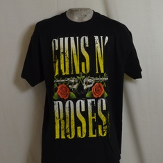 t-shirt guns and roses big guns