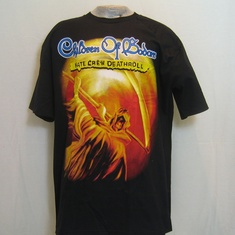 t-shirt children of bodom hate crew