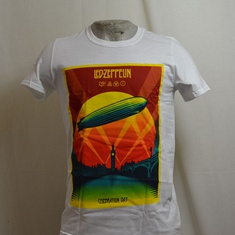 t-shirt led zeppelin celabration day