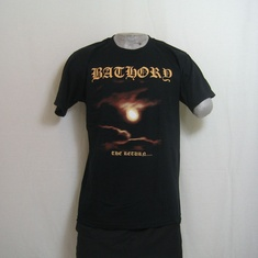 t-shirt bathory the return