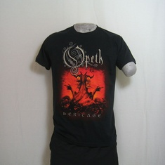 t-shirt opeth heritage
