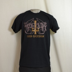 t-shirt marduk opus nucturne