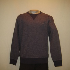 crew neck sweater m9315-516 vintage navy