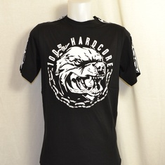 t-shirt hardcore agressive breed