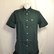 overhemd fred perry classcic oxford groen m3531-h48