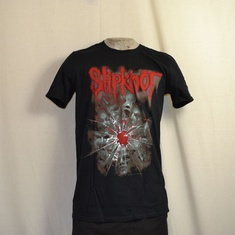 t-shirt slipknot shattered