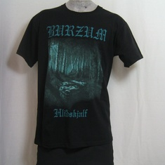 t-shirt burzum hlidskjalf