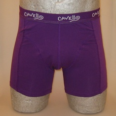 boxer cavello single paars