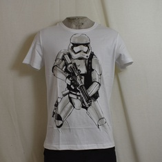 t-shirt star wars stormtrooper the force unleashed