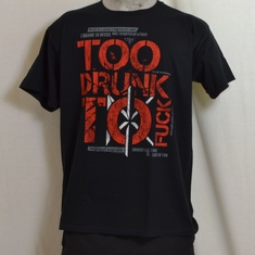 t-shirt dead kennedys to drunk