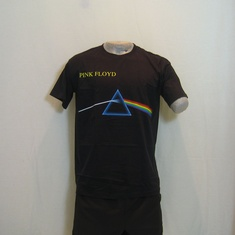 t-shirt pink floyd dark side of the moon