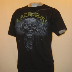 t-shirt iron maiden cipwm