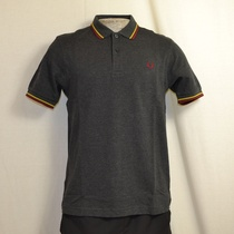 fred perry polo m3600-362 grijs