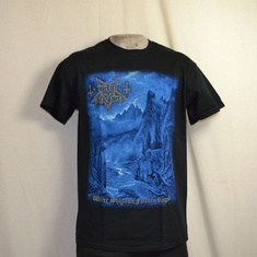 t-shirt dark funeral where shadows