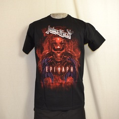 t-shirt judas priest epitaph