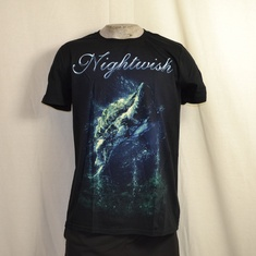 t-shirt nightwish snapping turtle