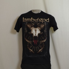 t-shirt lamb of god techstier