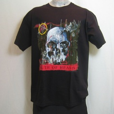 t-shirt slayer south of heaven