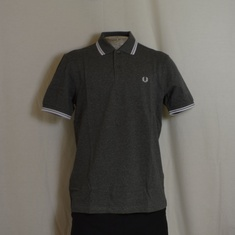 polo fred perry grijs m1200-487