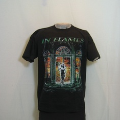 t-shirt in flames whoracle